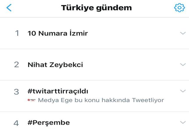 """""""10 numara İzmir"""" heyecan yarattı"""